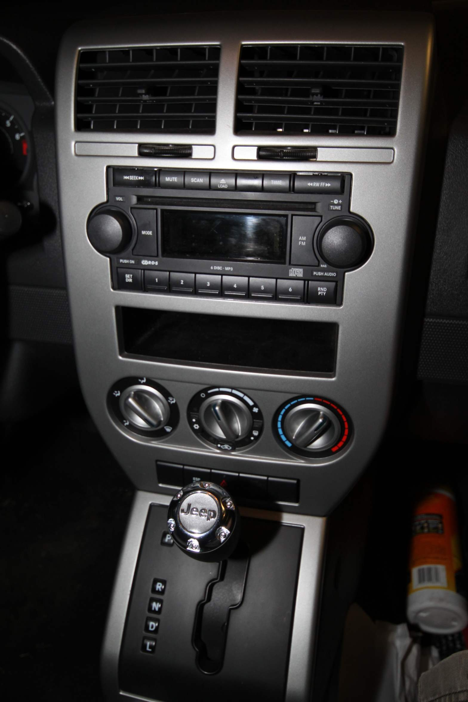 Adding An Auxiliary Audio Input To A 2007 Jeep Compass Boston Acoustics Patriot Wiring Diagram The